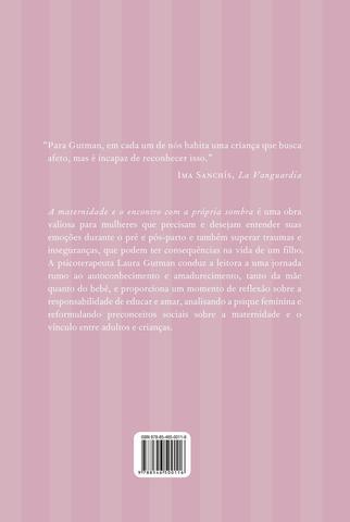 Imagem de Livro - A maternidade e o encontro com a própria sombra