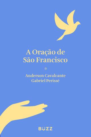 Imagem de Livro - A oração de São Francisco