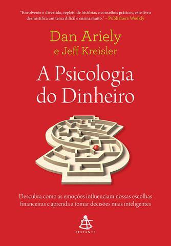 Imagem de Livro - A psicologia do dinheiro