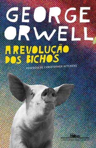 Imagem de Livro - A revolução dos bichos