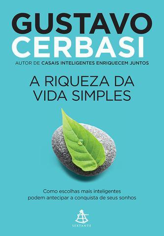 Imagem de Livro - A riqueza da vida simples