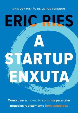 Imagem de Livro - A startup enxuta