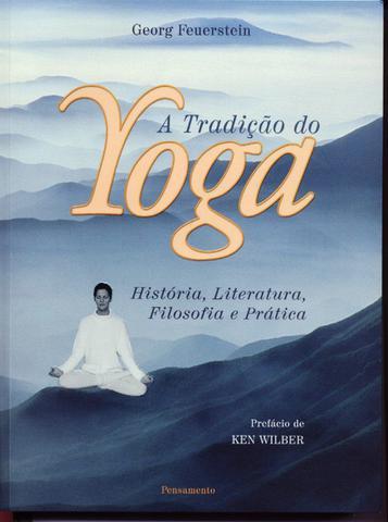 Imagem de Livro - A Tradição do Yoga