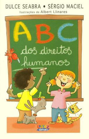 Imagem de Livro - ABC dos direitos humanos