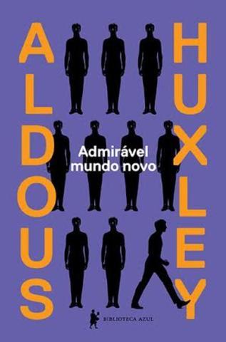 Imagem de Livro - Admirável mundo novo