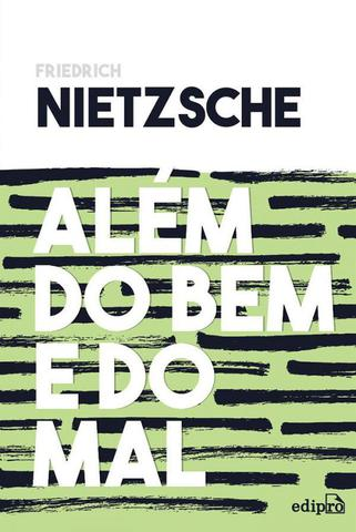 Imagem de Livro - Além do Bem e do Mal