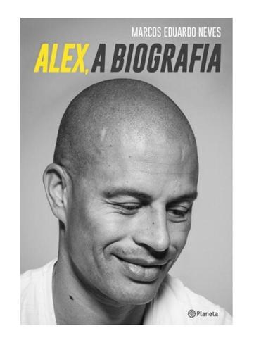 Imagem de Livro - Alex, A biografia