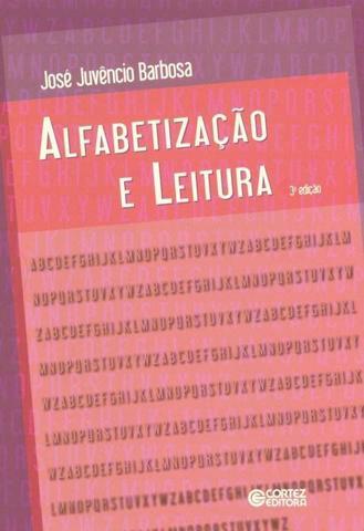 Imagem de Livro - Alfabetização e leitura