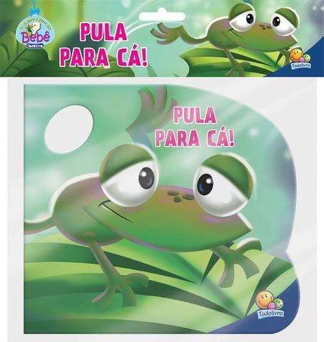 Imagem de Livro - AMIGOS DA NATUREZA: PULA PARA CA!