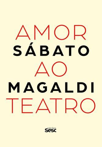 Imagem de Livro - Amor ao teatro