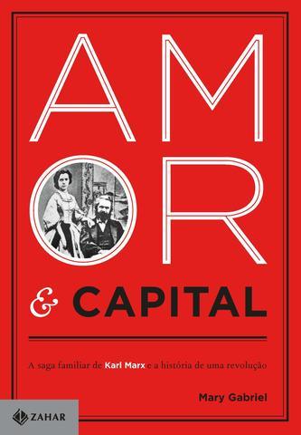 Imagem de Livro - Amor & Capital