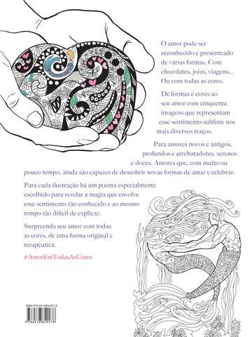 Imagem de Livro - Amor em todas as cores