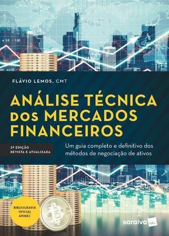 Imagem de Livro - Análise técnica dos mercados financeiros
