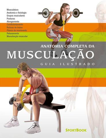 Imagem de Livro - Anatomia Completa da Musculação