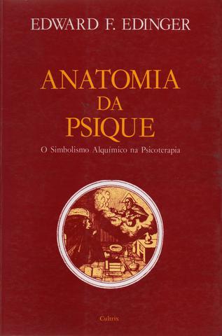Imagem de Livro - Anatomia da Psique