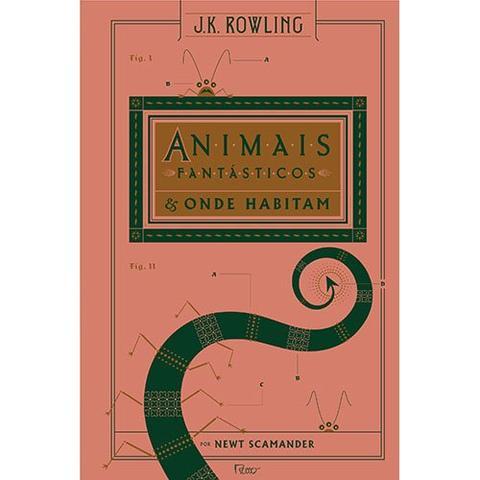 Imagem de Livro - Animais fantásticos e onde habitam
