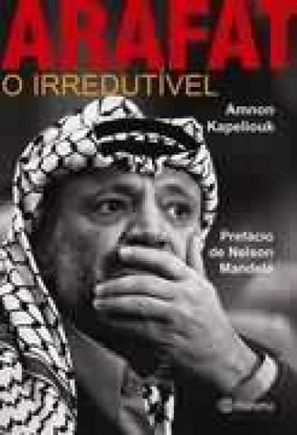 Imagem de Livro - Arafat o irredutível