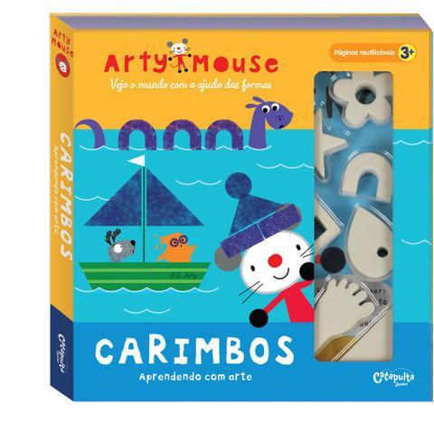 Imagem de Livro - Arty Mouse carimbos