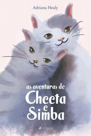 Imagem de Livro - As aventuras de Cheeta e Simba