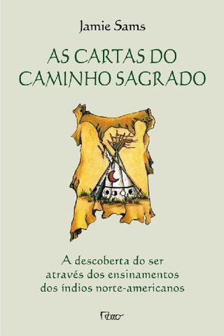Imagem de Livro - As cartas do caminho sagrado