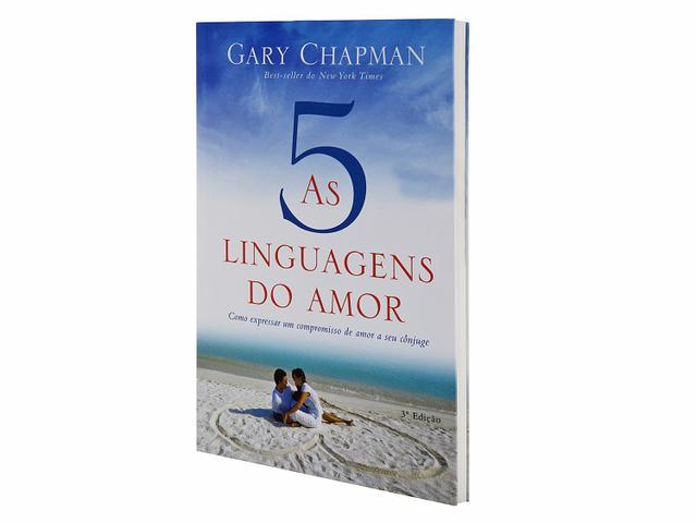Imagem de Livro - As cinco linguagens do amor - 3 edição
