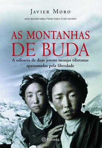 Imagem de Livro - As montanhas de Buda