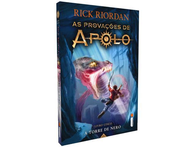 Imagem de Livro As Provações de Apolo: A Torre de Nero