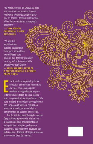 Imagem de Livro - As sete leis espirituais do sucesso