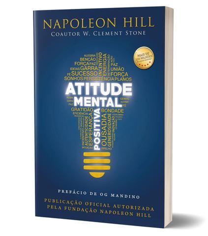 Imagem de Livro - Atitude mental positiva