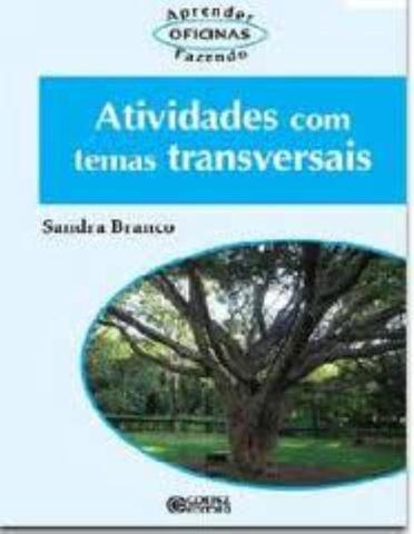 Imagem de Livro - Atividades com temas transversais