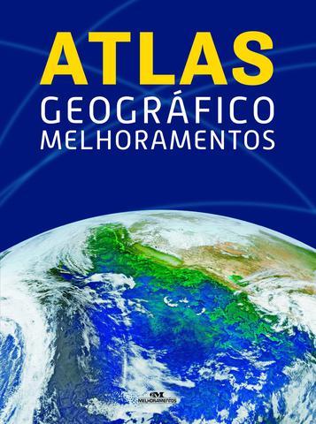 Imagem de Livro - Atlas Geográfico Melhoramentos
