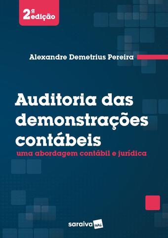 Imagem de Livro - Auditoria das demonstrações contábeis