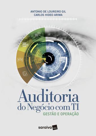 Imagem de Livro - Auditoria do negócio com TI