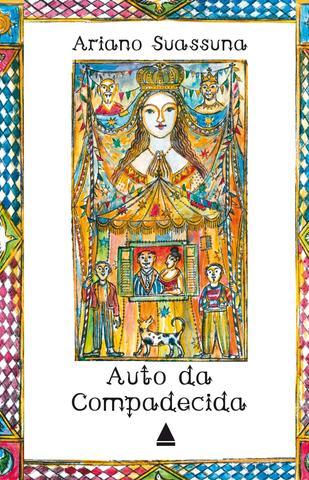 Imagem de Livro - Auto da Compadecida