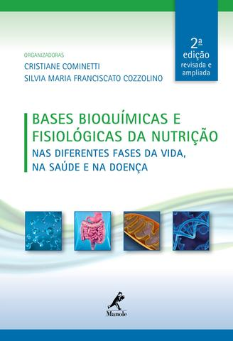 Imagem de Livro - Bases bioquímicas e fisiológicas da nutrição