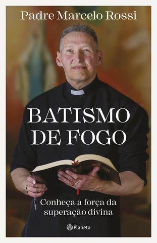 Imagem de Livro - Batismo de fogo