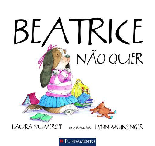Imagem de Livro - Beatrice Não Quer