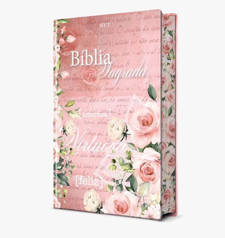 Imagem de Livro - Bíblia Sagrada Mulher Virtuosa - NVT