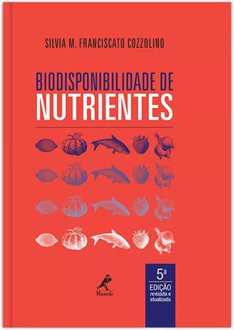 Imagem de Livro - Biodisponibilidade de nutrientes