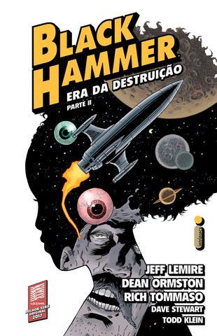 Imagem de Livro - Black Hammer Volume 4: Era da destruição – Parte II