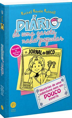 Imagem de Livro - Box Diário de uma garota nada popular (Edição de bolso – Vol. 1 a 5)