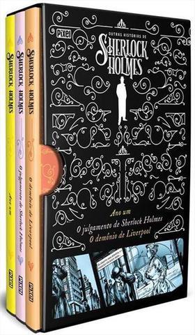 Imagem de Livro - Box - Outras Histórias de Sherlock Holmes