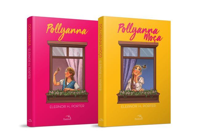 Imagem de Livro - Box - Pollyanna E Pollyanna Moça - 2 Volumes