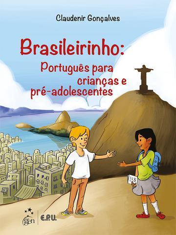 Imagem de Livro - Brasileirinho - Português para Crianças e Pré-Adolescentes