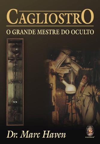 Imagem de Livro - Cagliostro - o grande mestre do oculto