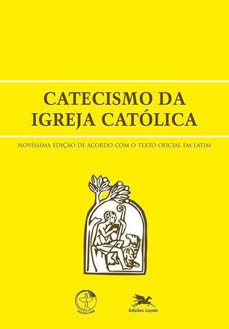 Imagem de Livro - Catecismo da Igreja Católica (grande)