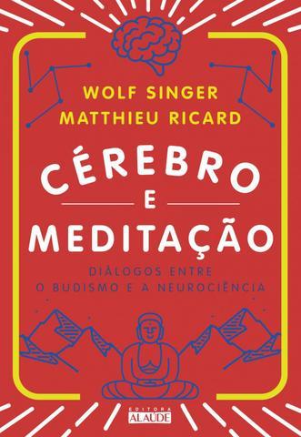 Imagem de Livro - Cérebro e meditação