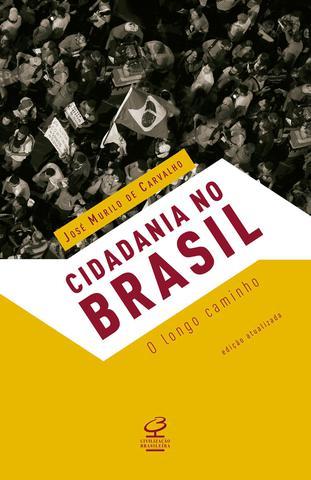 Imagem de Livro - Cidadania no Brasil: O longo caminho