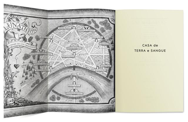 Imagem de Livro - Cidade da Lua Crescente: Casa de terra e sangue (Vol. 1) - Edição Revista