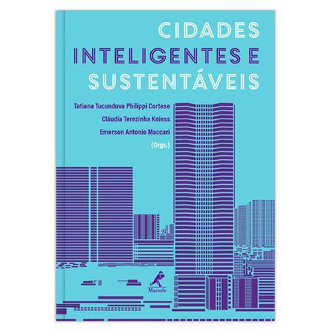 Imagem de Livro - Cidades inteligentes e sustentáveis